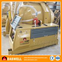 Construction equipment 350 liter mobile mini diesel concrete mixer