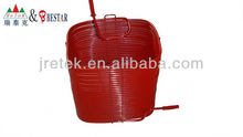 Red Color Egypt Market Wire Tube Refrigerator Condenser