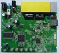 todos am fm rádio pcb placa de circuito