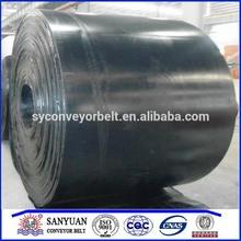 EP Oil-Resistant Round Edge Conveyor Belt