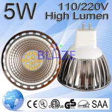 Best Selling 5W LED MR16 SMD Spotlights 60 Degree SMD LED MR16 Spot Lamp