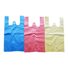 Shopping Plastic Bag, Customized Colors are Welcome