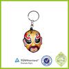 Souvenir promotional soft rubber key head cover
