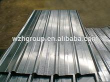 Aluminium zinc coating exterior wall cladding sheets
