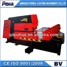 2014 aluminium sheets suppliers cnc hole punch machine line for pipe
