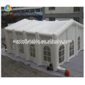 Branco barraca inflável do partido para a venda, grandes tendas infláveis para eventos
