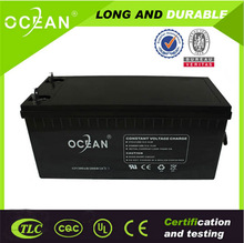 China manufacturer Long Life battery Solar Gel battery safe power battery solar panel manufacturers in china
