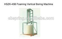 1.5KW Total Power Foam Vertical Drilling Machine HSZK-45B