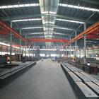 prefab large span modern custom generator warehouse
