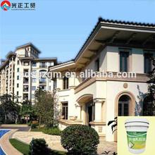Top grade acrylic copolymer emulsion exterior wall latex paint (High elastic)