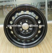 passenger car rim 4x100 steel wheels for ford