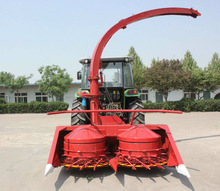 Hot Sale! SD SUNCO High Quality Corn,Sorghum, Elephant Grass Silage harvester for Tractor Made in China