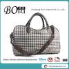 leather travel bag trolley travel bag