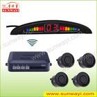 Car Accessory of Wireless Parking Sensor Car Park sensor with LED Display+4 sensors