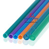 2014 Green thin PVC pipes/Colored PVC plastic pipes in lowest price