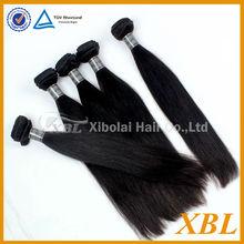 Wholesale full cuticle Filipino virgin hair extensions for black hair