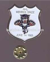 Florida Panthers NHL Hockey Logo Metal Collectible Pin Badge