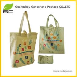 Fashion stylish customized unique canvas tote bag