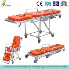 ALS-S011 Stretcher hospital first stretcher hospital stretcher