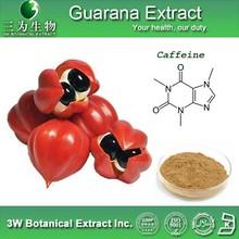 GMP&ISO Guarana Seed Extract/Guarana Seed Powder/Guarana Seed Extract