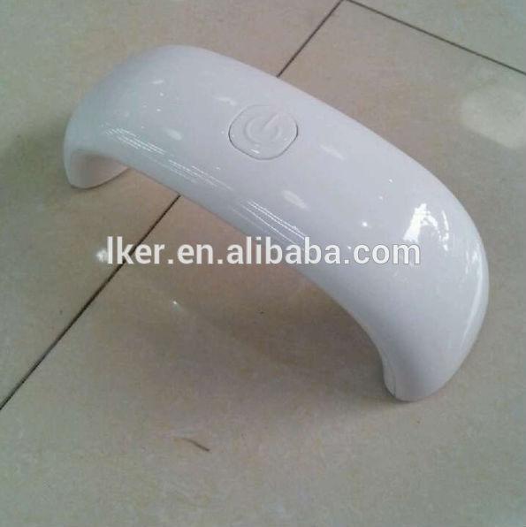 3- 63 9w 무지개 LED UV 램프 휴대용 주도 램프 네일 디자인