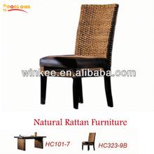 modern wooden restaurant dining chair
