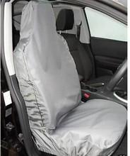 High durability cheap pink zebra padded car seat cover