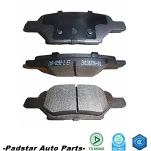 Car spare part Volkswagen spare parts Genuine toyota brake pads D929