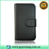 Low Price Black Mobile Flip Cover For LG Optimus L4 ii Dual E445 Factory