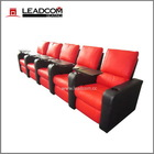 LEADCOM luxury leather vip home cinema sofa chair (LS-813)