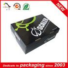 new design eco-friendly cheap color shoe box uk