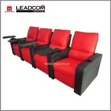 LEADCOM luxury vip home theater chair sofa (LS-813)
