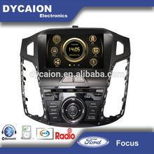 For Focus car dvd gps 2 din radio mp3 mp4 player