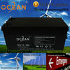 China Manufacturing 12V 200Ah Wind Power Storage Battery for UPS Solar Communication Medical System