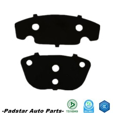 Aftermarket parts for hyundai Nissan sentra auto parts Benz Brake pads shim