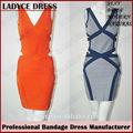 2014 NO. 1 vendendo celebridade vestido bandage nomes de vestidos estilos