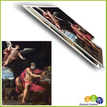 ceramic tile reproduction famous paintings angels