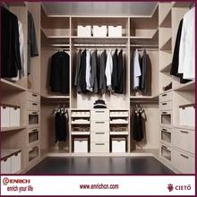 DIY internal wardrobe storage in china