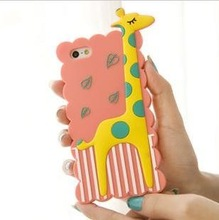 custom silicone skin case for mobile phone