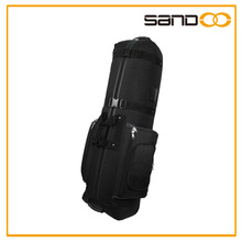 New design factory Golf Bag Travel Cover, golf bag with wheels