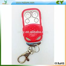 Universal remote control garage door opener, rf wireless remote control CY026 Pink