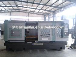 CJK6180B-2 heavy duty lathe cnc turning machine hollow spindle cnc metal