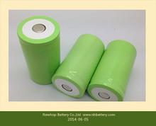 Rechargable high quality NIMH D 9000mAh 1.2V Battery