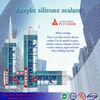 china cheap silicone sealant supplier / high quality household silicone sealant/ acid cure silicone sealant