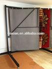 Free standing metal arms carpet shelf 1.6*2.3 meter