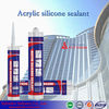 china supply cheap Silicone Sealant/high quality household silicone sealant/ rtv silicone adhesive sealant