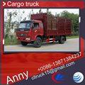 6 tonelada de alimentos móvel carro para venda, a mão esquerda de carga do caminhão com motor diesel