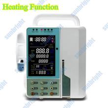 Identification Diameter size automatic infusion pump