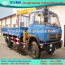 Customized new design 8 ton truck-crane