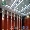 interior acoustic decor sound insulation sliding wall panels